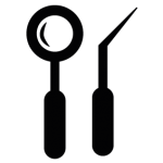 dentist-tools-silhouette-image